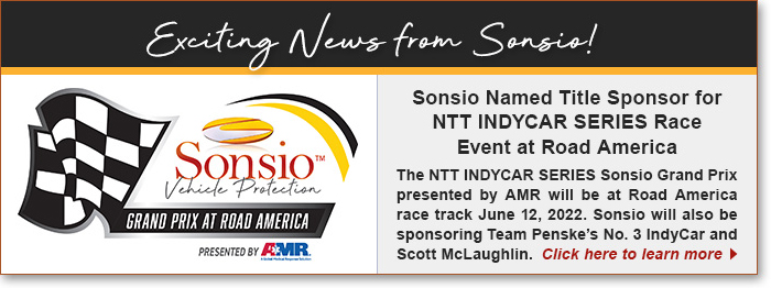 Exciting news from Sonsio